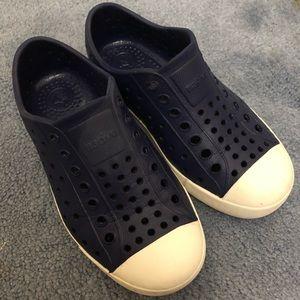 Native Jefferson style shoes
